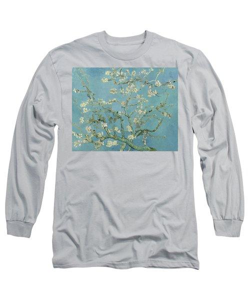 Almond Blossom Long Sleeve T-Shirt