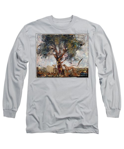 Alone Against Storms 5 Long Sleeve T-Shirt
