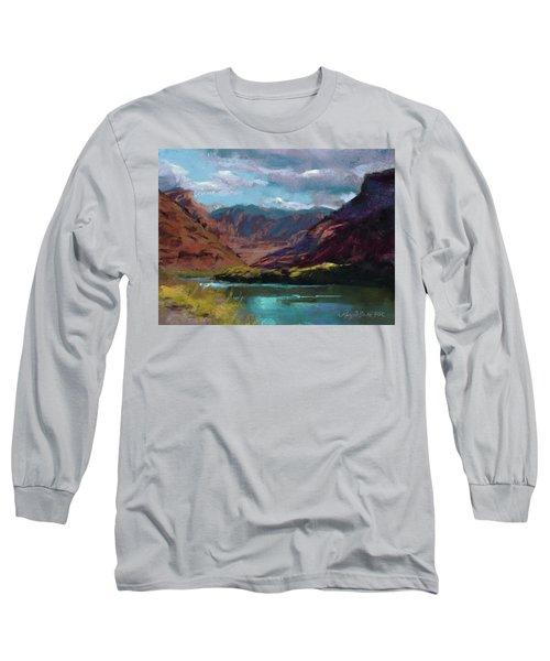 Along The Colorado Long Sleeve T-Shirt