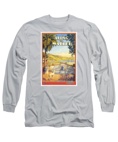 Along The Malibu Long Sleeve T-Shirt