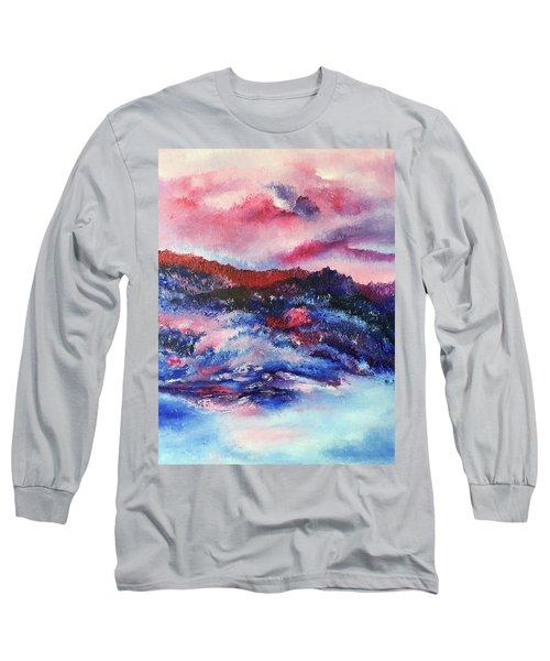 Alpenglow Long Sleeve T-Shirt