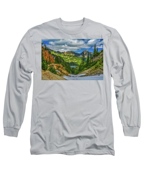 Alpine Solitude Long Sleeve T-Shirt