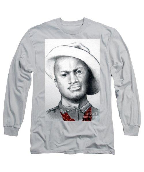 American Cowboy Long Sleeve T-Shirt