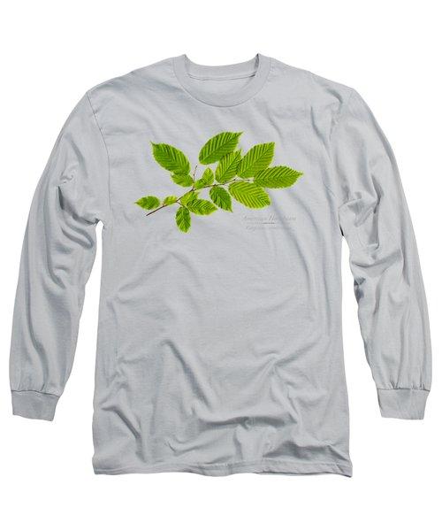 American Hornbeam Long Sleeve T-Shirt
