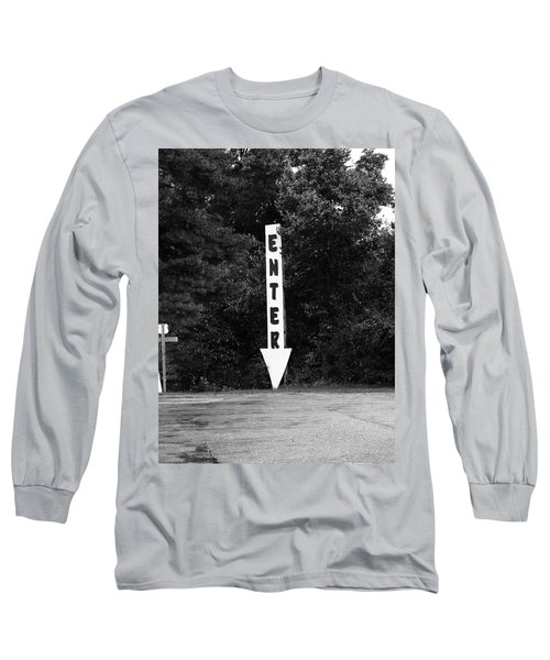 American Interstate - Missouri I-70 Bw Long Sleeve T-Shirt