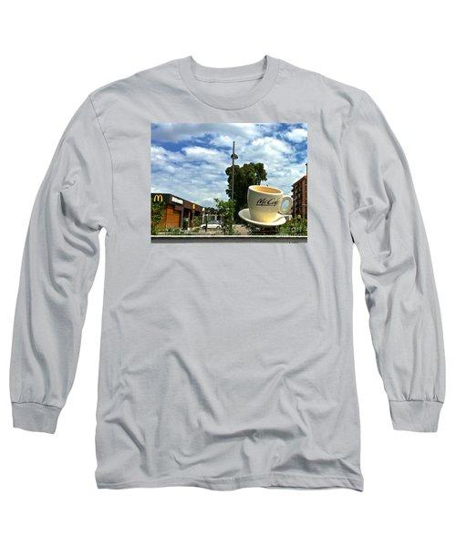 American Italy II- Latina Long Sleeve T-Shirt