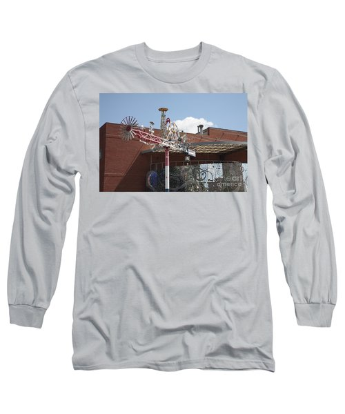 American Visionary Art Museum In Baltimore Long Sleeve T-Shirt