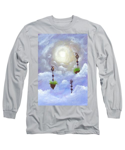 Among The Clouds Long Sleeve T-Shirt