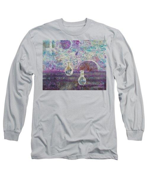 Amphora-through The Looking Glass Long Sleeve T-Shirt
