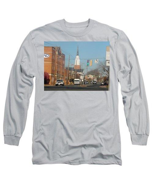 An Aberdeen Afternoon Long Sleeve T-Shirt