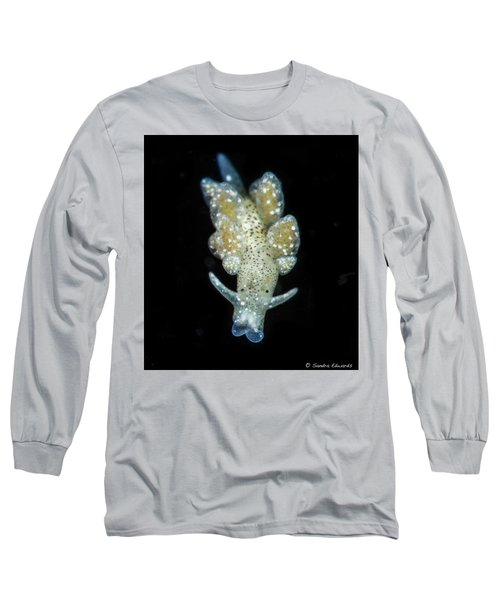 An Ercelania Fuscata Long Sleeve T-Shirt