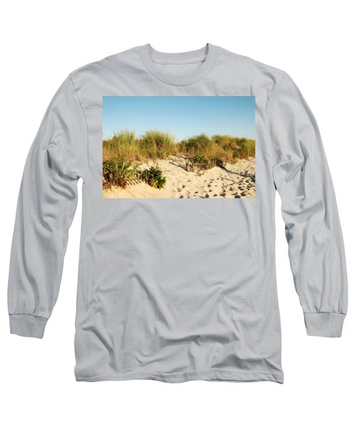 An Opening In The Fence - Jersey Shore Long Sleeve T-Shirt
