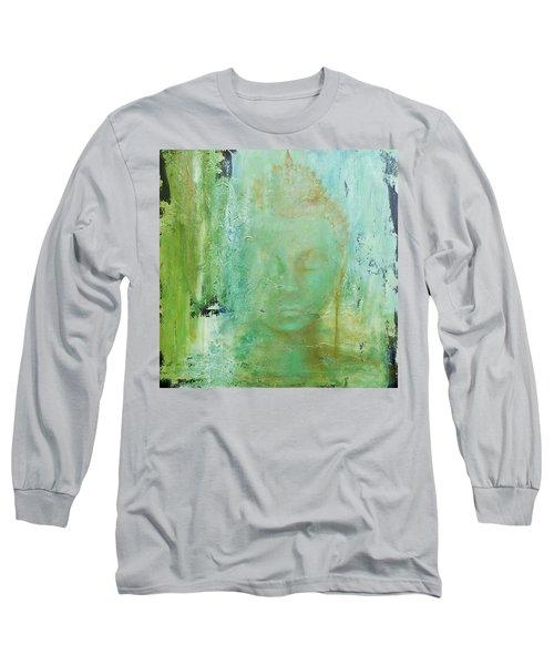 Ancient Buddha Long Sleeve T-Shirt