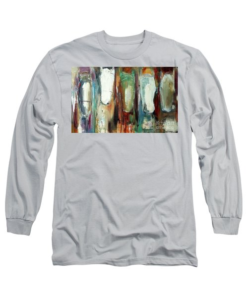 And They're Off Long Sleeve T-Shirt