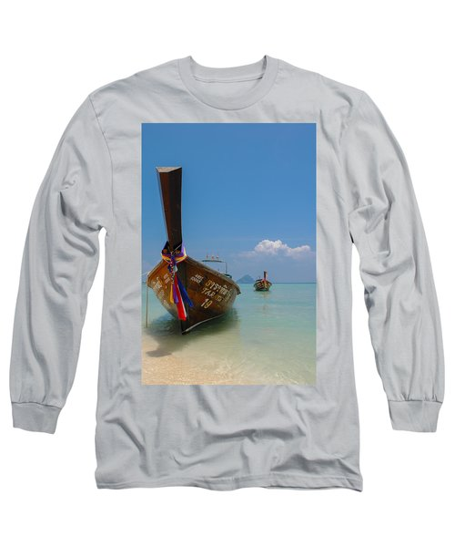 Andaman Dreams Long Sleeve T-Shirt