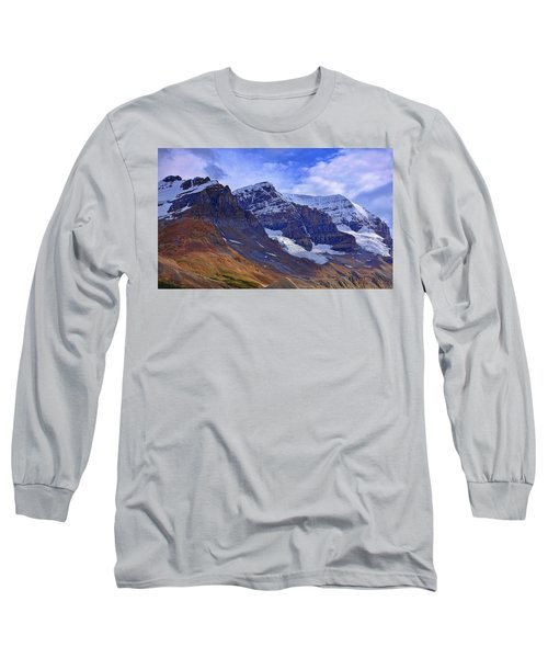 Mount Andromeda Long Sleeve T-Shirt by Heather Vopni