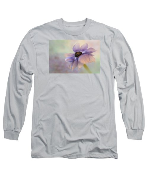 Anemone Flower Long Sleeve T-Shirt
