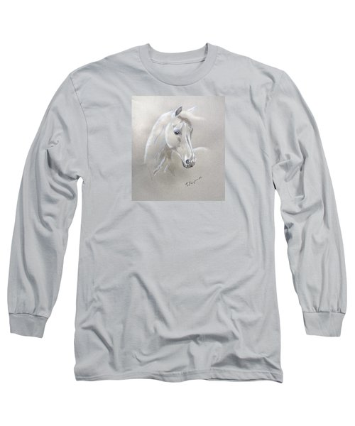 Angel Hair Long Sleeve T-Shirt