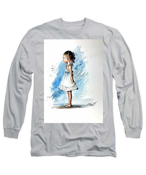 Angel Long Sleeve T-Shirt
