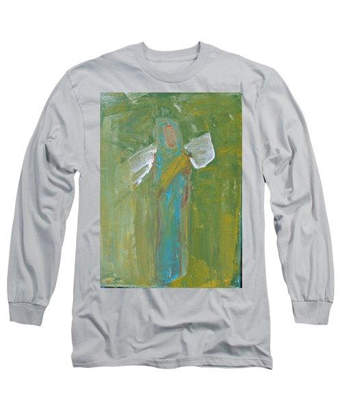 Angel Praise And Worship Long Sleeve T-Shirt