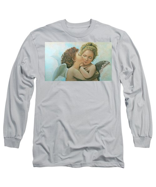 Bouguereau Angels- My Adaptation Long Sleeve T-Shirt