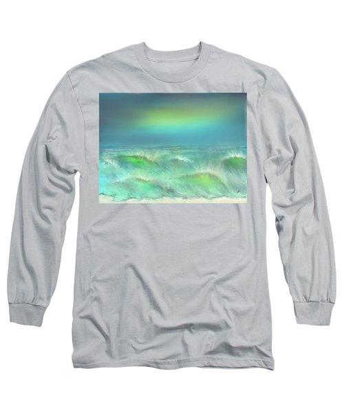 Angry Irma Long Sleeve T-Shirt