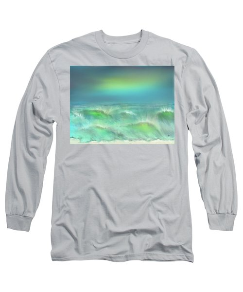 Angry Irma Long Sleeve T-Shirt