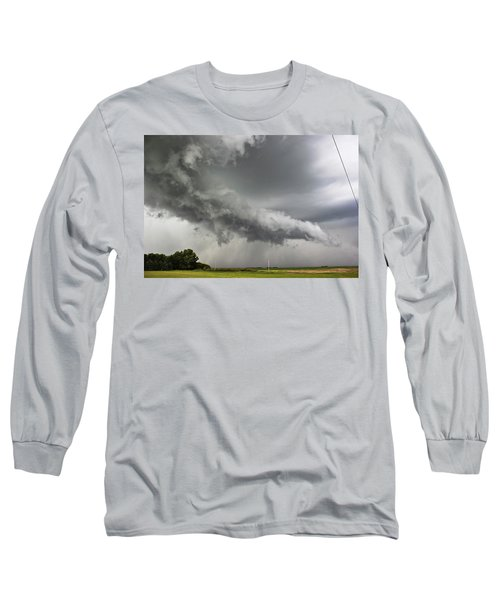 Angry Mode Long Sleeve T-Shirt