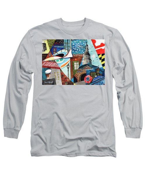 Annapolis Dock Dine Assemble Long Sleeve T-Shirt