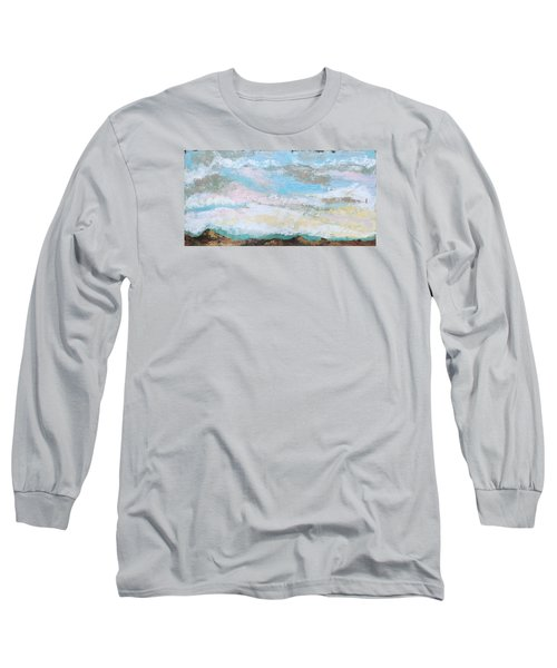 Another Kiss Long Sleeve T-Shirt by Nathan Rhoads