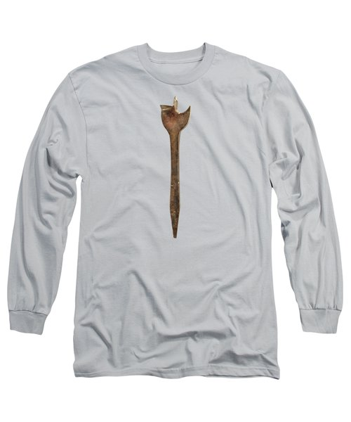Antique Wood Bit Long Sleeve T-Shirt