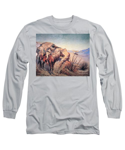 Apache Ambush Long Sleeve T-Shirt