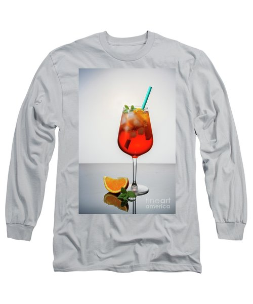 Aperol Spritz  Long Sleeve T-Shirt