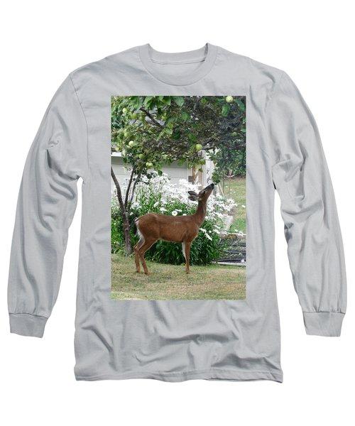 Apple Thief Long Sleeve T-Shirt