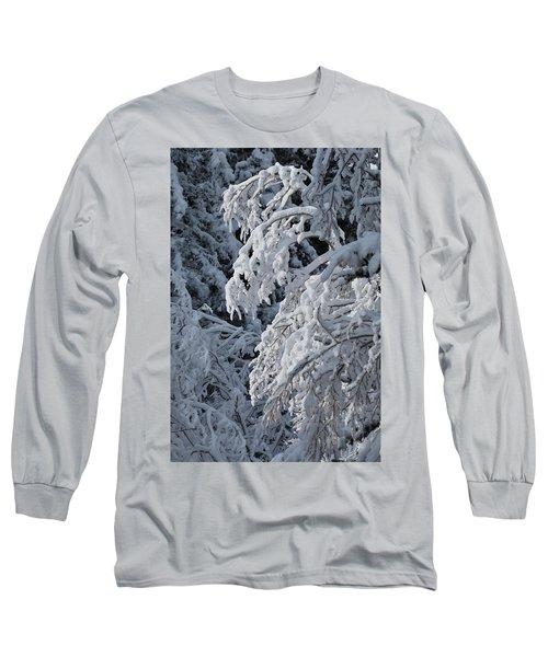 April Snow Long Sleeve T-Shirt