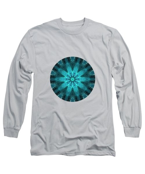 Aquamarine  Long Sleeve T-Shirt