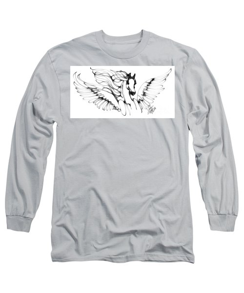 Arabian Angel Long Sleeve T-Shirt