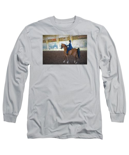 Arabian Dressage Long Sleeve T-Shirt