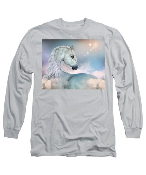 Arabian Gaze 2 Long Sleeve T-Shirt