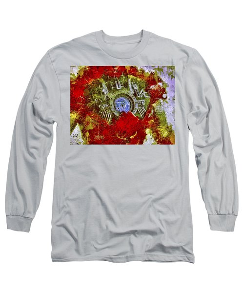 Iron Man 2 Long Sleeve T-Shirt
