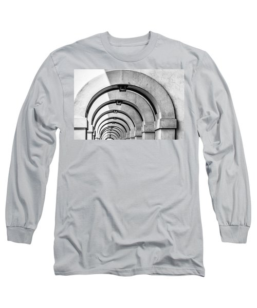 Arches At The Arno Long Sleeve T-Shirt