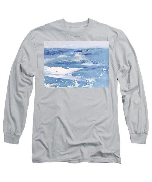 Arctic Ocean Long Sleeve T-Shirt