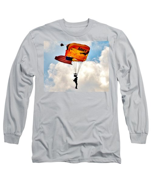 Army Paratrooper 2 Long Sleeve T-Shirt