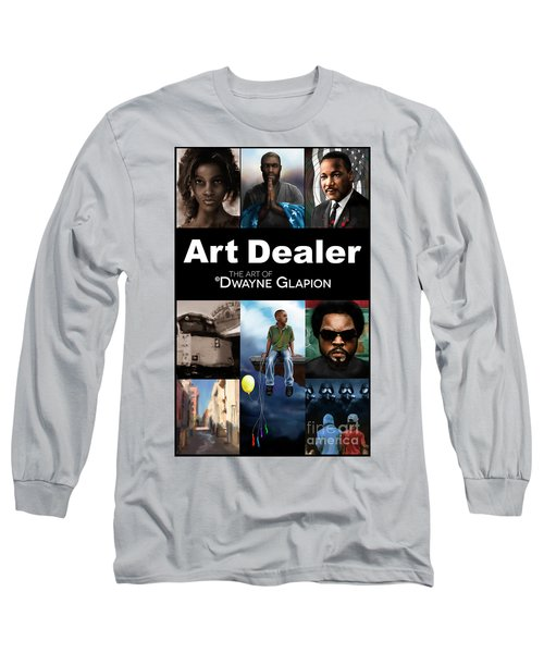 Art Dealer Promo 1 Long Sleeve T-Shirt