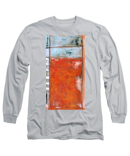 Art Print Abstract 8 Long Sleeve T-Shirt
