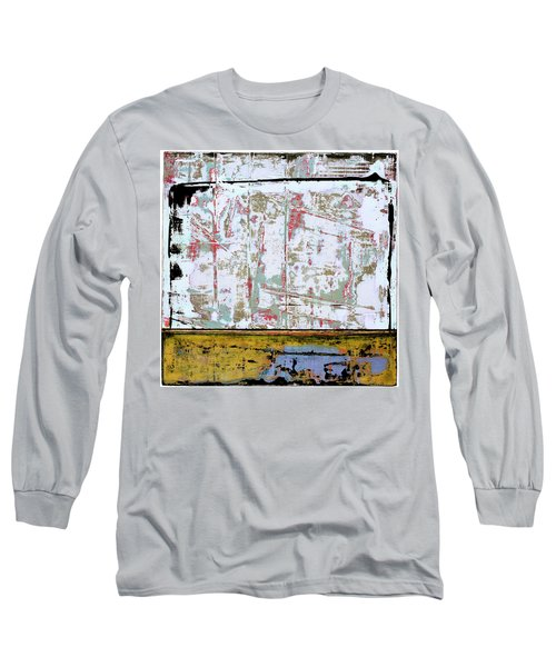 Art Print Square 9 Long Sleeve T-Shirt