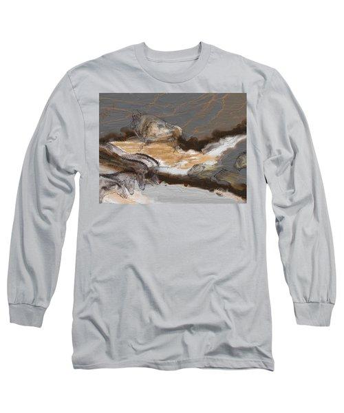 Art Rupestre Long Sleeve T-Shirt
