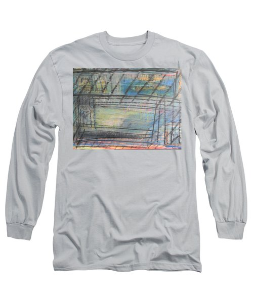 Artists' Cemetery Long Sleeve T-Shirt