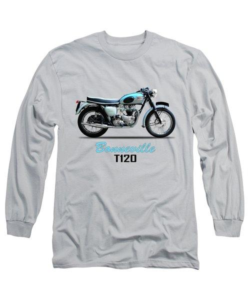Triumph Bonneville Long Sleeve T-Shirt