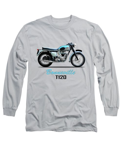 Triumph Bonneville Long Sleeve T-Shirt